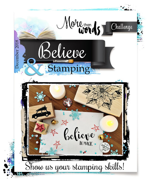 BELIEVE & STAMPING 31/12