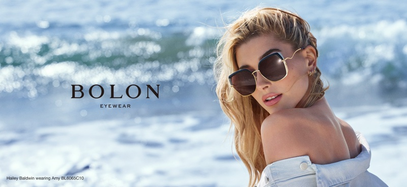 HAILEY BALDWIN FOR BOLON EYEWEAR 2018