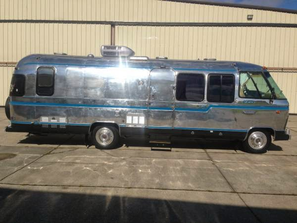 used rvs 1979 airstream excella motorhome for sale by owner. Black Bedroom Furniture Sets. Home Design Ideas