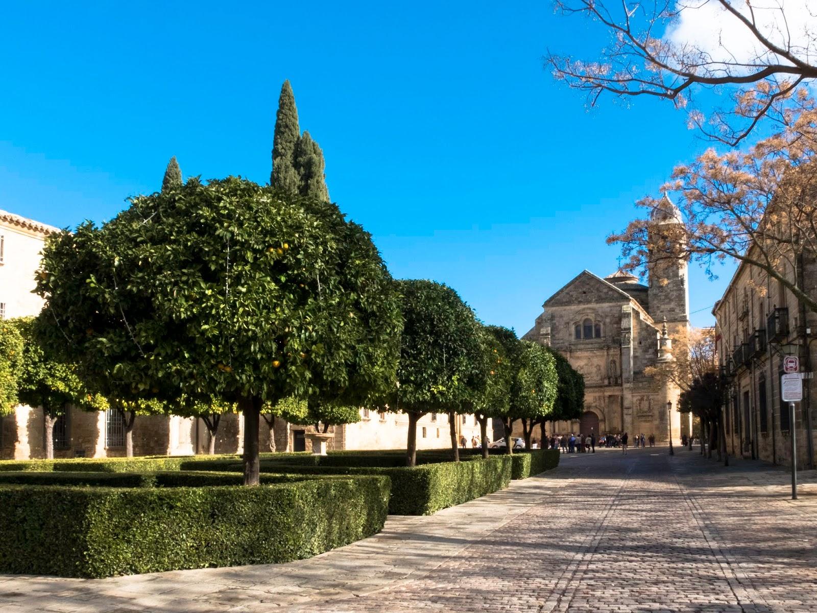 Ubeda, Jaén 2017