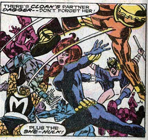 Fantastic Four Annual 22