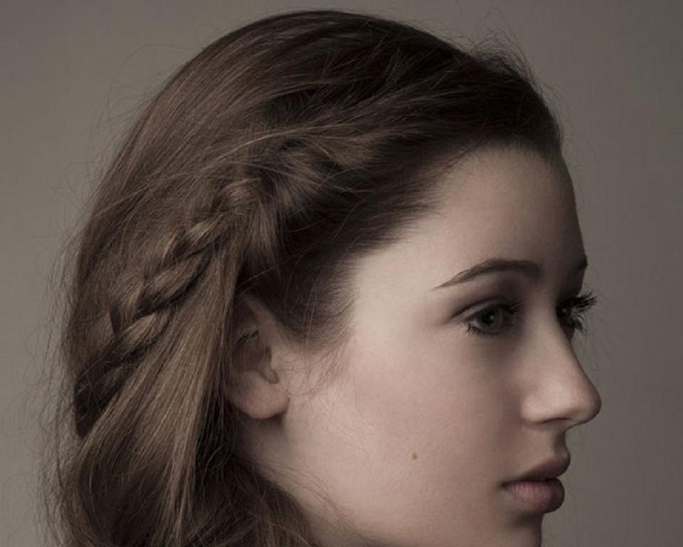 46 Peinados Con Trenzas Para Mujeres 2013 Peinados Cortes De Pelo