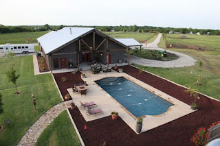 Pole-Barn-House-With-Swimming-Pool