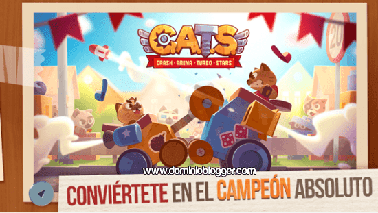 CATS Crash Arena Turbo Stars para Android