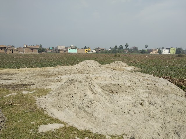Residential Plot For Sale Near Waterways Colony in Hasanpur ( Jitvarpur)