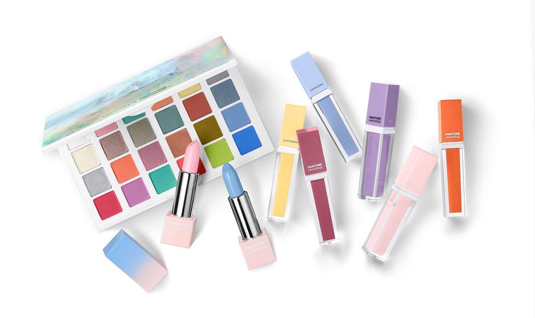 pantone batons - Pantone, as cores e as tendencias