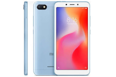 Harga Hp Xiaomi Redmi 6A