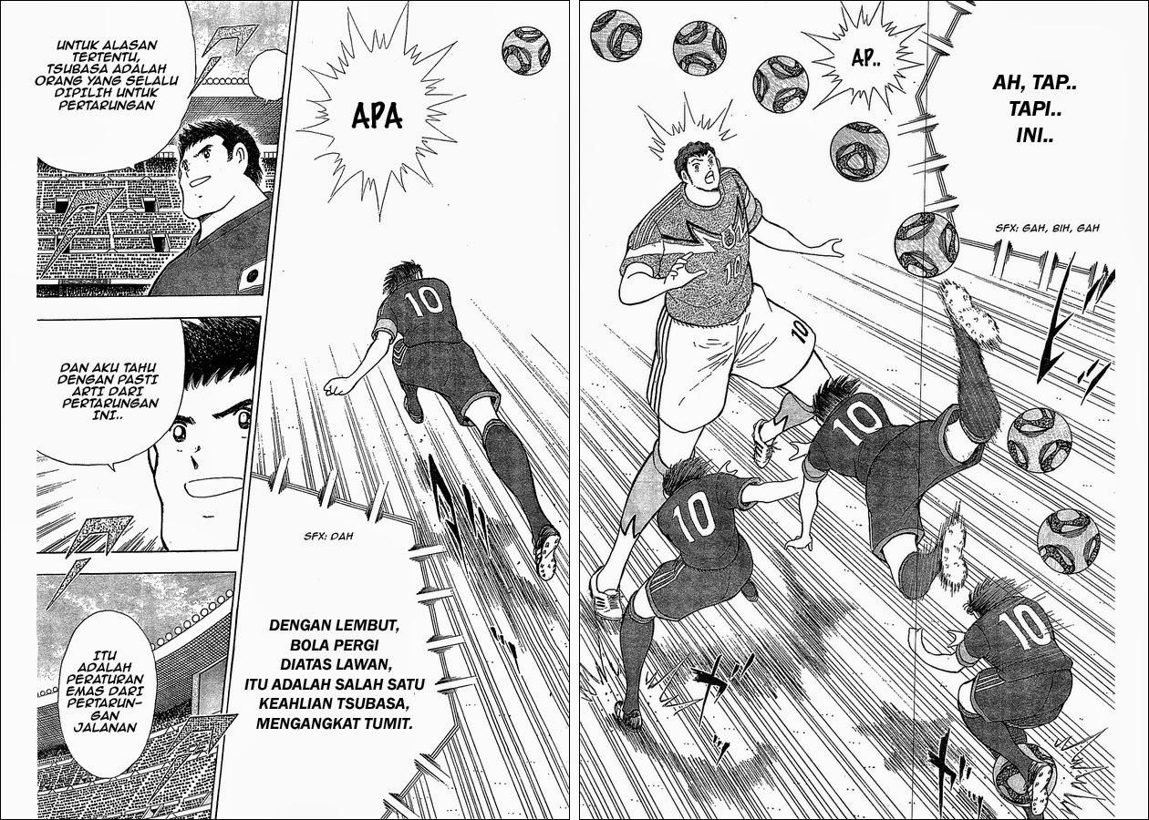 Captain Tsubasa – Rising Sun Chapter 03-11