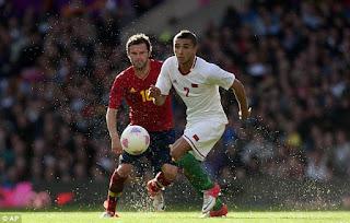 مشاهدة مباراة المغرب واسبانيا بث مباشر الان