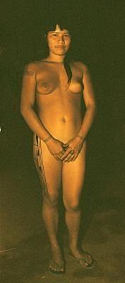 amazon native girls nude