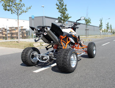 E.-ATV RACING 990 SD R