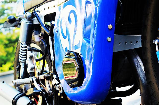 Teguh Setiawan's Yamaha RX-K 135 9