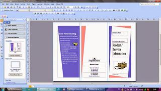 Cara Membuat Brosur Yang Menarik Dengan Microsoft word 2010