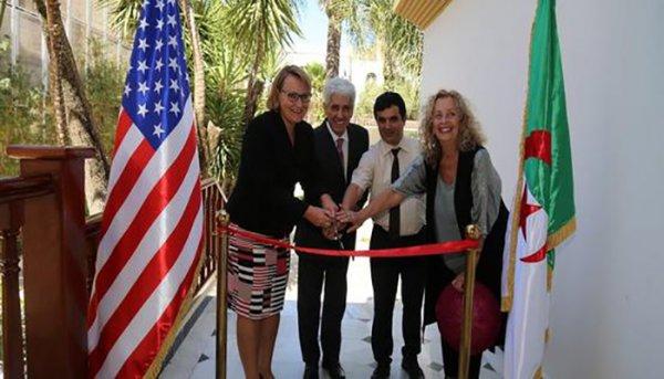رسميا لأول مرة مدرسة أمريكية دولية بالجزائر العاصمة تفتح أبوابها اليوم 23 أوث 2016 . اعرف التفاصيل