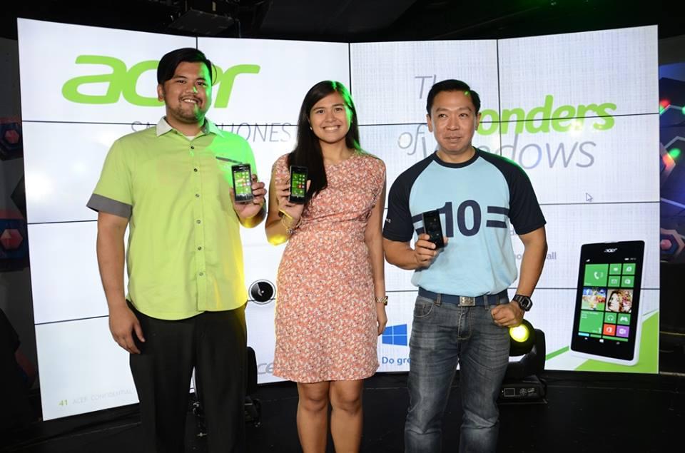 Acer Liquid M220 Windows Phone