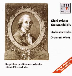 Cannabich - Orchestral Works
