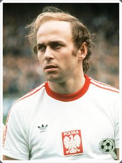 Grzegorz Lato Poland 1982