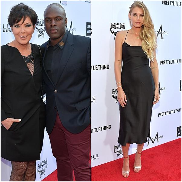 Looks do Los Angeles Fashion Awards