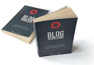 Ebook Blog Demolidor