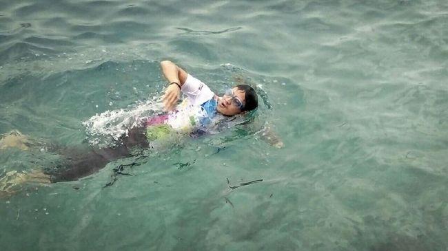 Keren, Ditantang Menteri Susi, Sandiaga Gelar Festival Danau Sunter