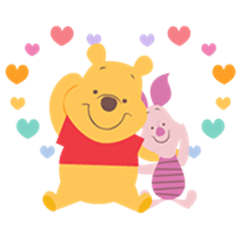 (Taiwan Only) Winnie the Pooh
