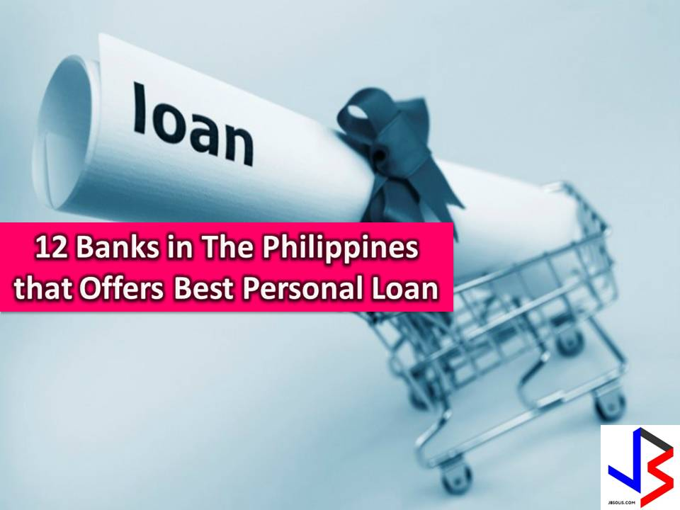 Need money here are 12 banks that offers best personal for What kind of loan do i need to buy land