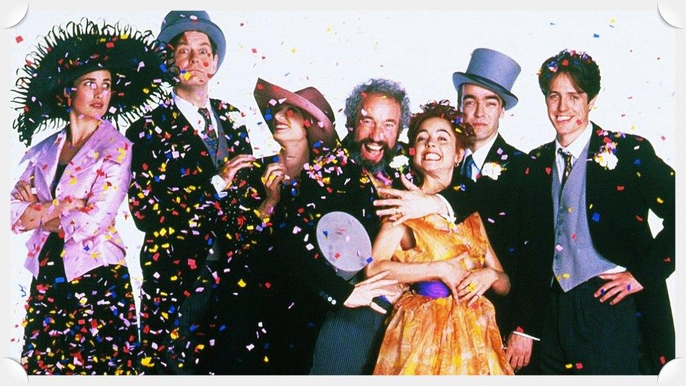 10 motivos para você assistir o Filme Quatro Casamentos e Um Funeral