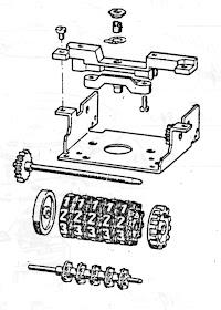The Velobanjogent: BMW Motometer instruments.. the