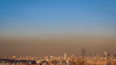 Polucion Madrid