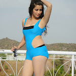Madhurima  hot and spicy legs show in wet dress