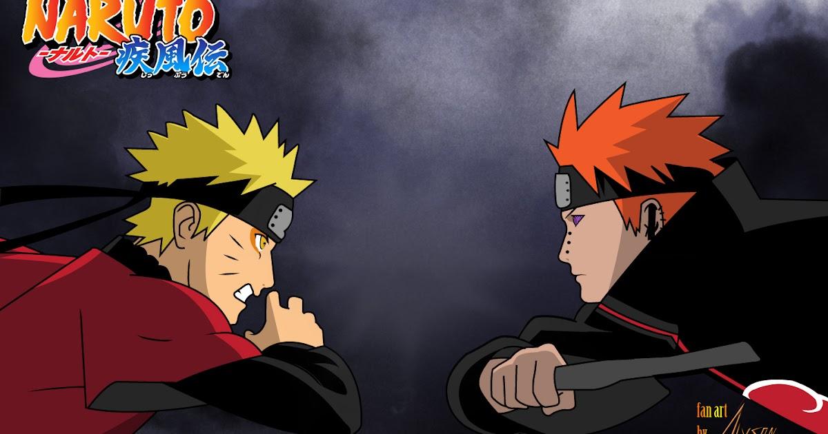 Download Video Naruto Shippuden Eps 163 - 169 Naruto Vs ...