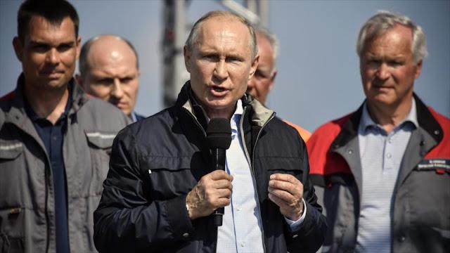 Putin moderniza su Ejército ante el desafío de EEUU y la OTAN