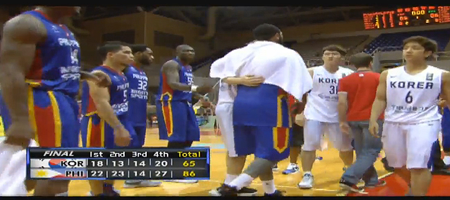 Mighty Sports Pilipinas def. South Korea, 86-65 (REPLAY VIDEO) Jones Cup 2016