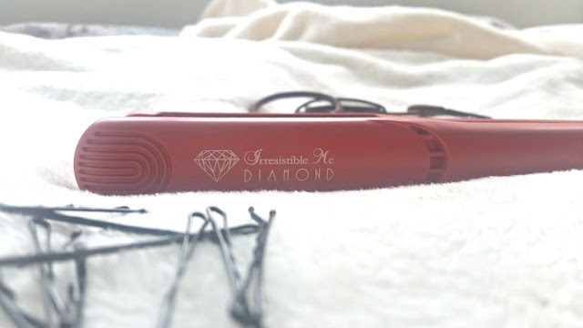 Irresistible Me Diamond Hair Styler Review