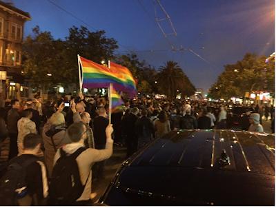 LGBT - Manifestations de solidarité LGBT aux Etats-Unis et partout dans le monde