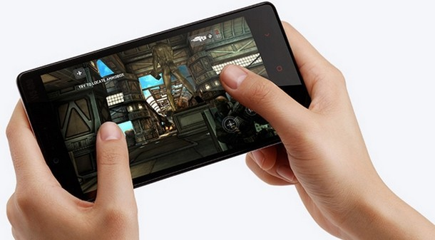 Bermain Game di Smartphone Android