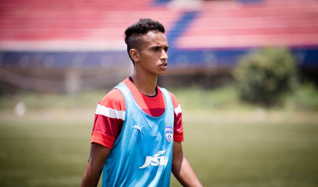 Bengaluru sign promising nineteen-year-old Gursimrat