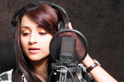 Trisha Singing in Nayagi _ Bayam Song _ Tamil _ Full Video Song _ Director Govi _ Raghu Kunche