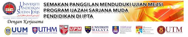 Semakan Ujian MedSI 2016