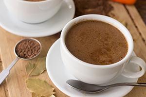 CARIBBEAN CHOCOLATE TEA (Cocoa Tea)