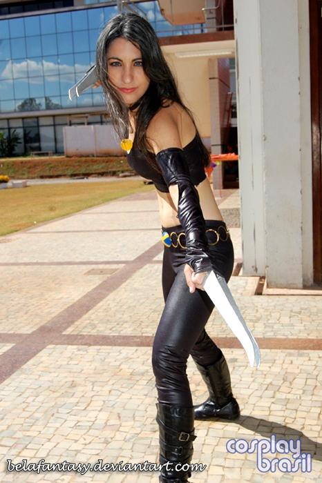 X-23 (MARVEL) Cosplay - Neoverso : animé y comics X 23 Costume