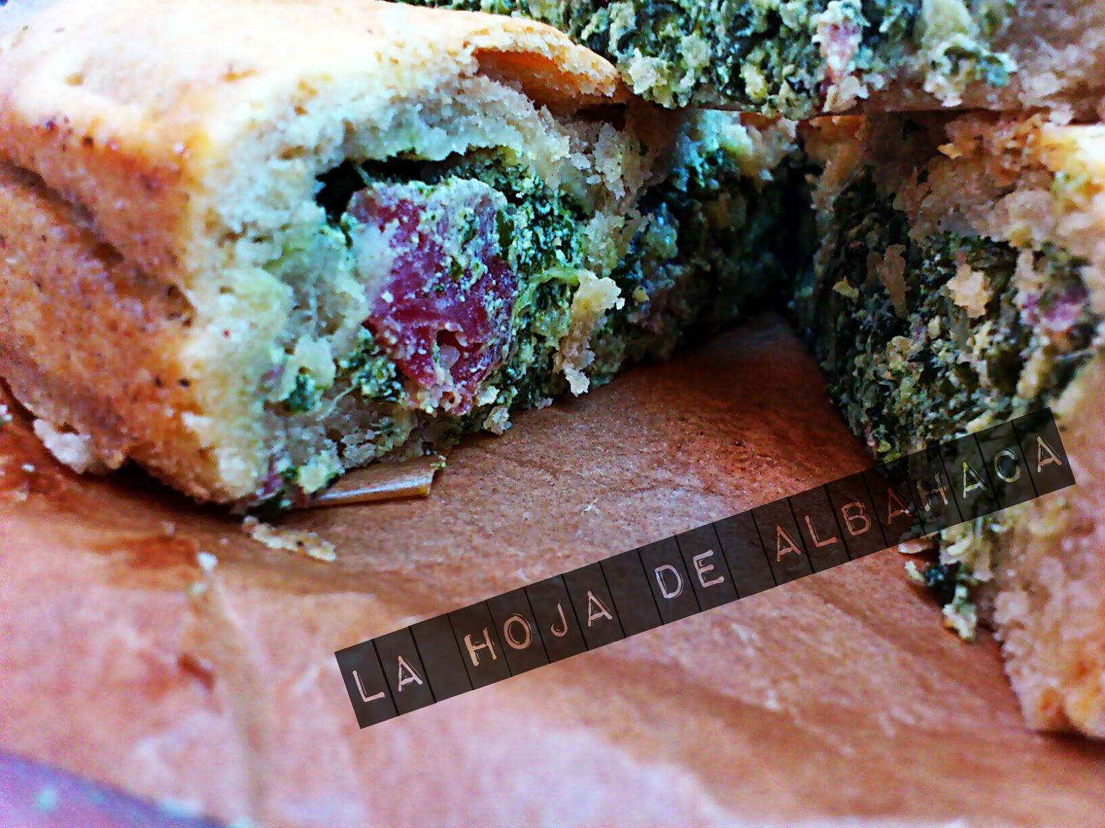 tortam acelga, espinacas, queso ricotta, queso parmesano, fontina, harina ecológica , Mulino Marino, La tienda de La hoja