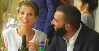 Alessandra Amoroso matrimonio con Stefano Settepani