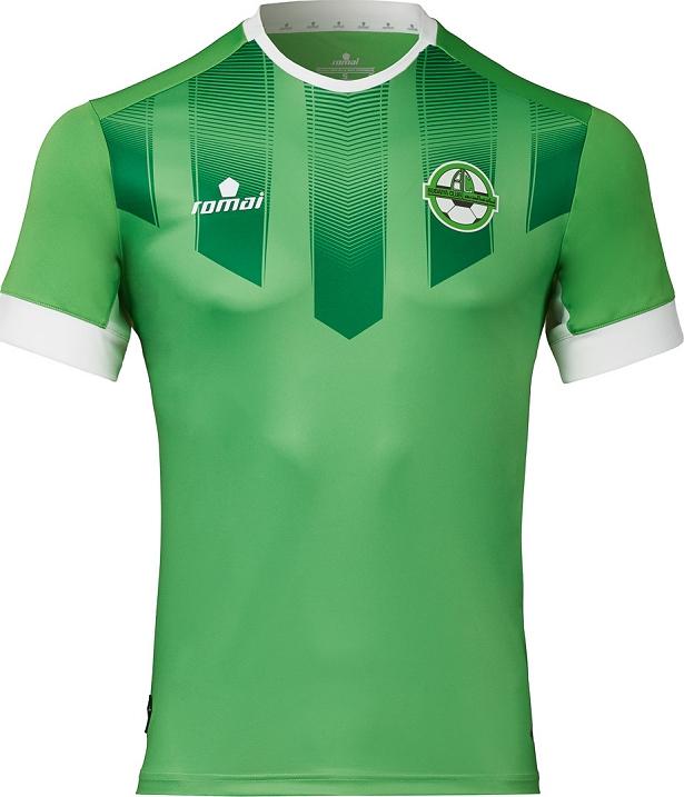 0bf6facc48 Romai divulga as novas camisas do Budaiya Club - Show de Camisas