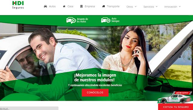 HDI.com.mx Cotizador de seguro en linea baratos economicos a la medida mejores precios 2019 y 2020 bolsa de trabajo y Cotizaciones
