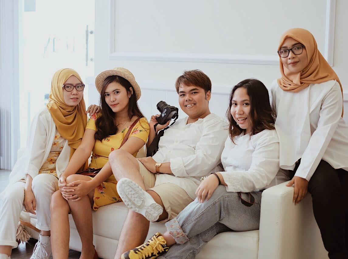 NMW Blogger Gathering