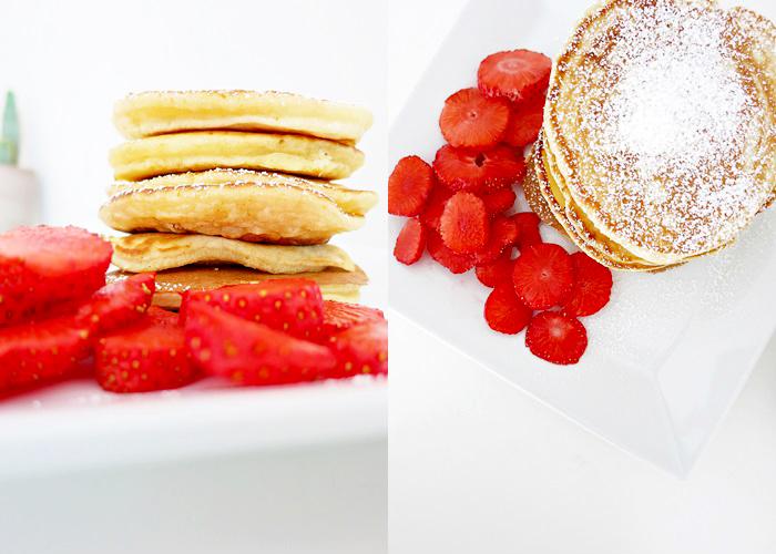 American Pancakes nach Leila Lindholm