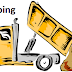 Cara menaikkan dan menurunkan bak dump truck