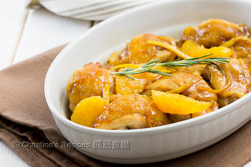Chicken Thighs with Orange Marmalade02