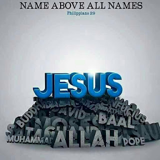 jesus name above all name